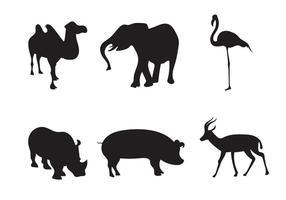 Kostenlose Vektor Tiere