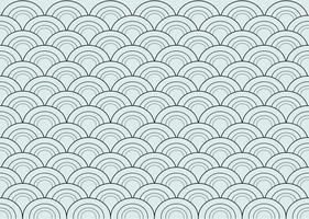 Vektor nahtlose abstrakte Muster