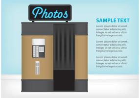 Photobooth Vektor