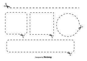 Vector kuponggränser