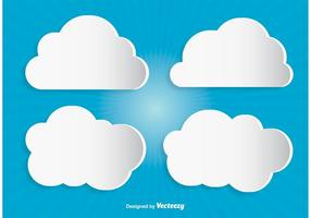 Moderna Vector Clouds