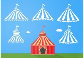 Petite Big Top mit minimalen Variationen Set