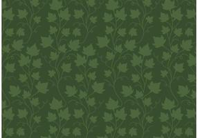Ivy Vine Pattern Freier Vektor