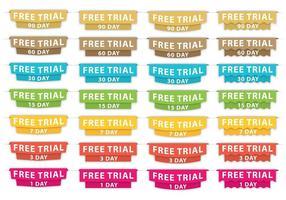 Kostenlose Trial Header