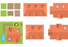 Architektur Design Elemente vektor