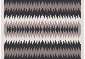 Navajo-Kristallaugen-Ureinwohner-Muster