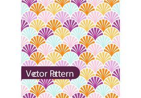 Bunte Muster Design Vektor