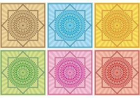 Marocko Bakgrund Vector Designs