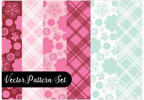 Schönes Muster Set