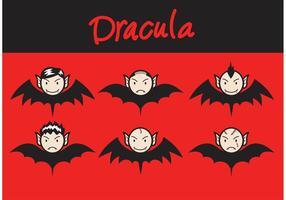 Dracula Fledermausvektoren