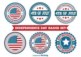 Självständighetsdagen märken