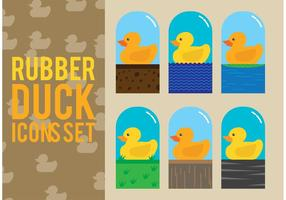 Gummi Duck Vectors