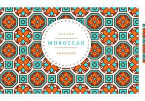 Gratis Marockansk Vector Bakgrund