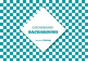 Checkerboard stil bakgrunds illustration