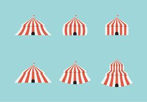 Gratis Big Top Vector