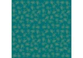 Vector Bike Pattern Hintergrund