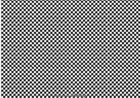 Sketchy Checker Board Hintergrund vektor