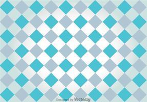 Grau Und Blaues Checker Board vektor