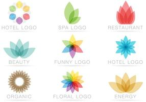 Transparente Logo-Vektoren vektor
