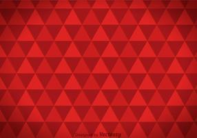 Rödbrun trekant bakgrund vektor