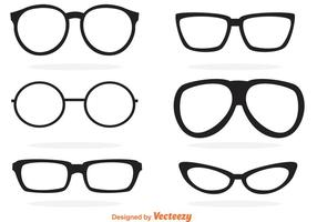 Retro Sonnenbrille Vektor