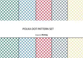 Polka Dot Muster Set