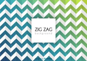 Gratis Abstrakt Zig Zag Vector Bakgrund