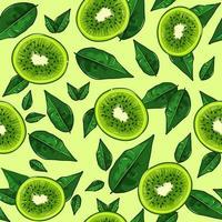 söt och sur mat full av vitamin C, färgglad vektor. vektor