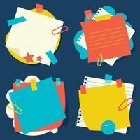 leere Briefpapiere für die Kindererziehung