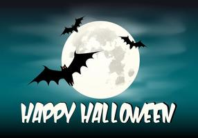 Halloween illustration vektor
