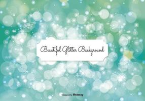 Vacker Bokeh Glitter bakgrunds illustration
