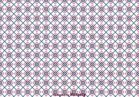 Sömlöst aztec mönster vektor
