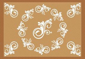 Free Seamless Dekorative Vektor