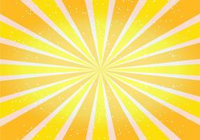 Free Yellow Sunrises Vektor