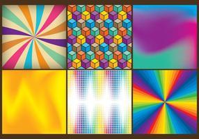 Muster in Farbe