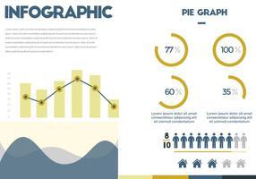 Infografie Set Vektor