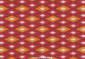 Wiederholen Sie aztekischen Muster Vektor