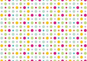 Dots Pattern Freier Vektor