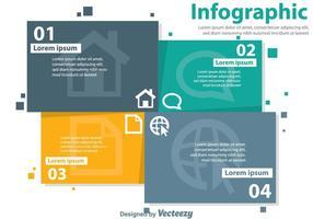 Büro Infographie Vektoren