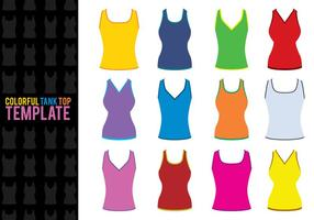 Tank Top Mall Vectors