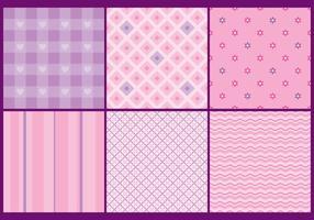 Nette und Girly Patterns