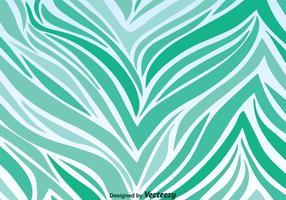 Mjuk zebra print bakgrund vektor
