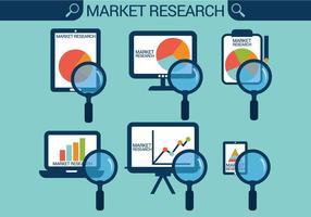 Marknadsforskningsvektorer