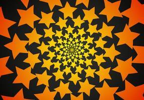 Freie Sterne Hintergrund Vektor