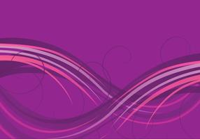 Lila Muster Design