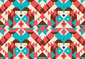 Ursprunglig abstrakt mönster bakgrund vektor