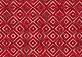 Freie Schritte Muster Vektor