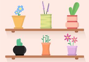 Freier Pflanzer-Vektor