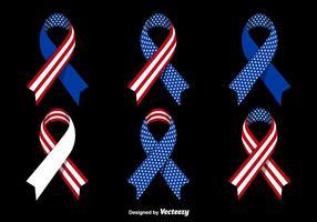 Patriotische Bänder