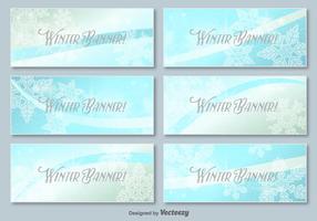 Vinter banner